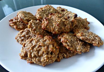 gezellig koekjes bakken met oppas kinderen
