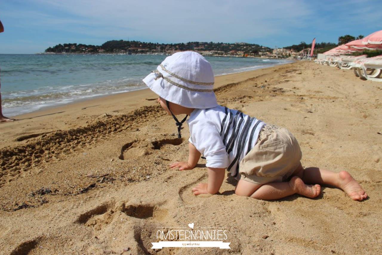 Neem een nanny mee op vakantie of oppas op reis