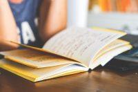 Oppassen tijdens het huiswerk maken
