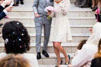 Oppassen tijdens de bruiloft